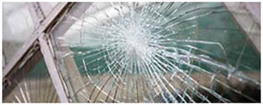 Ecclesfield Smashed Glass